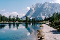 Sebensee beautiful hike and lake